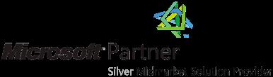 Microsoft Silver Logo